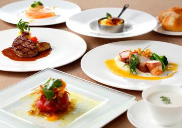 エリア屈指の美食の空間は、記念日や接待にもおすすめ
