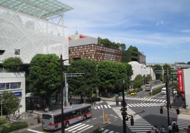 渋谷駅から電車で11分、二子玉川に誕生する都会のオアシス