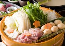 九州産の安全・安心鶏水炊き