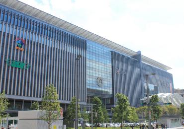 中洲川端駅・徒歩1分、JR博多駅より車で7分の好立地