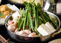 博多ならではの食材を使った美味しい料理が充実