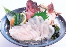 新鮮な旬の地魚が人気