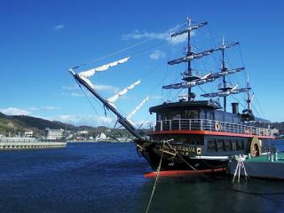 遊覧船「黒船」