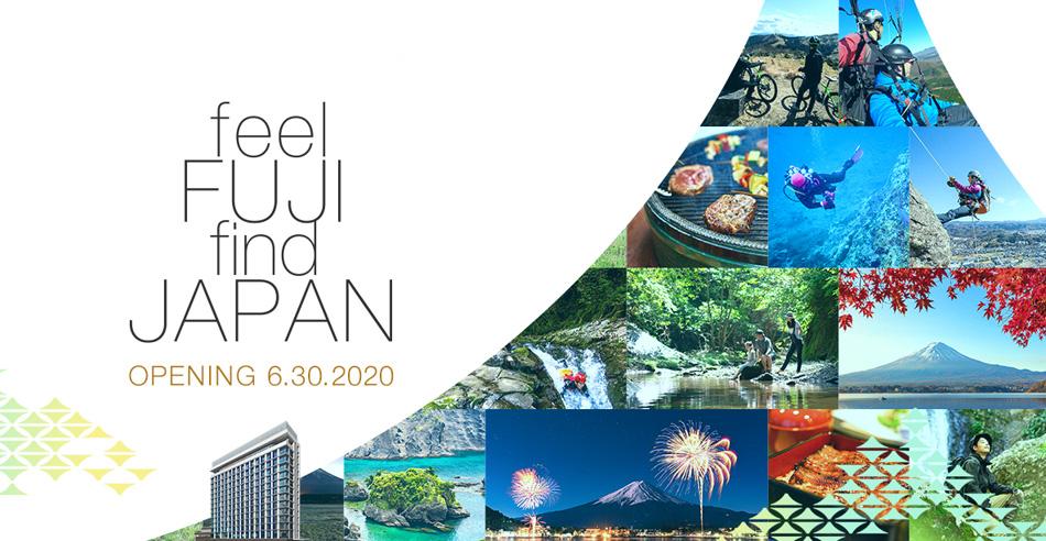 FUJISAN MISHIMA TOKYU HOTEL 2020.6.30 GRAND OPENING